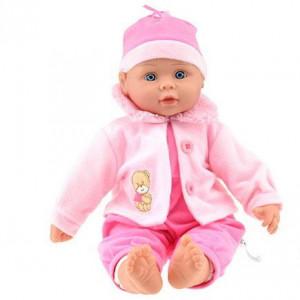Papusa Bebelus Toi-Toys-Babydoll,40cm