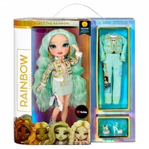 Papusa Fashion Rainbow High - Daphne Minton