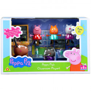 Peppa Pig: Set sala de clasa