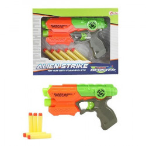 Pistol Toi-Toys cu Gloante din Spuma