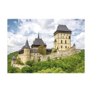 Puzzle Dino 500 piese - Castelul Karlstejn