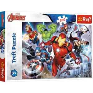 Puzzle Trefl, Avengers, Razbunatorii, 200 piese