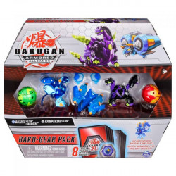 Set Bakugan Armored Alliance Baku-Gear-Batrix si Ramparian
