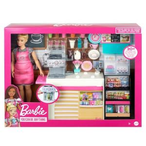 Set de joaca Barbie - Cafeneaua