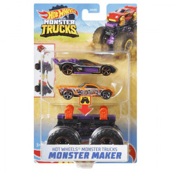 Set Hot Wheels Monster Trucks Monster
