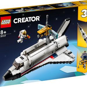 Aventura cu naveta spatiala