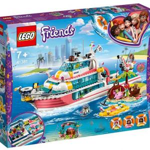 Barca pentru misiuni de salvare