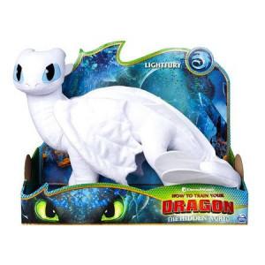 Cum sa-ti Dresezi Dragonul:Figurina de Plus Lightfury