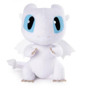 Cum să-ţi dresezi dragonul-Figurină plus Light Fury interactiv