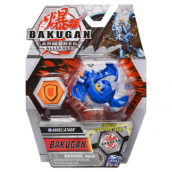 Figurina Bakugan Armored Alliance - Auxillataur, cu card Baku-Gear