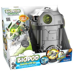 Figurina Biopod,Creatura Preistorica in Capsula,Biopod In Motion