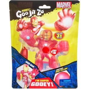 Figurina Goo Jit Zu Ironman