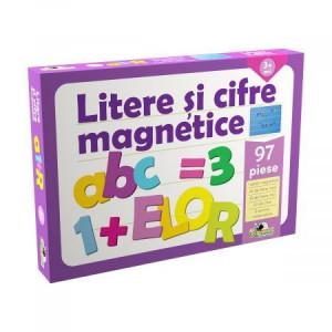 Joc Interactiv Noriel-Litere Si Cifre Magnetice