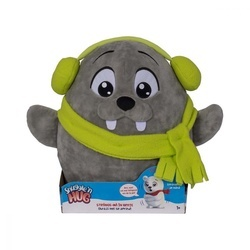 Jucarie de plus interactiva Noriel - Snuggle and Hug - Morsa