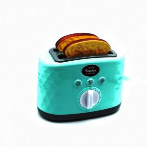 Jucarie Prajitor de paine , toaster cu 2 felii incluse - jucarie de rol