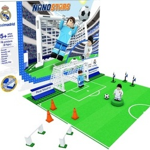 Nanostars Real Madrid set penalty