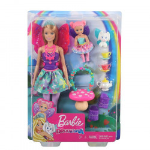 Papusa Barbie Dreamtopia - Fantasy Storyset