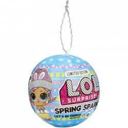 Papusa LOL Surprise Spring Sparkle Bunny Hun, 7 surprize