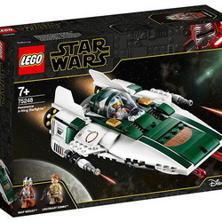 Resistance A-Wing Starfighter