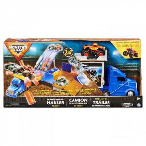 Set de Joaca Monster Jam - Camionul Convertibil in Arena