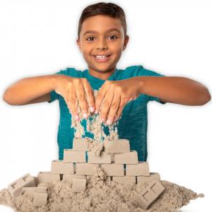 Set Kinetic Sand - Excaveaza si demoleaza, 454g