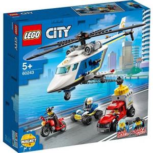 Urmarire cu elicopterul politiei