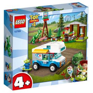 Vacanta cu rulota Toy Story 4