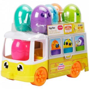 Autobuzul Tomy Jucarie cu oua surpriza