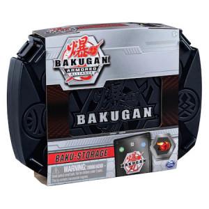 Cutie Baku-Storage cu o bila Bakugan si 2 BakuCores