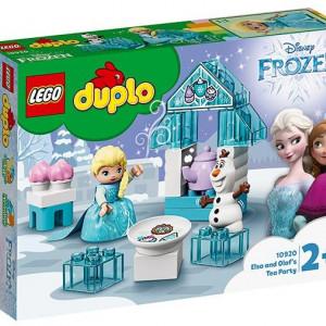 Elsa si Olaf la Petrecere