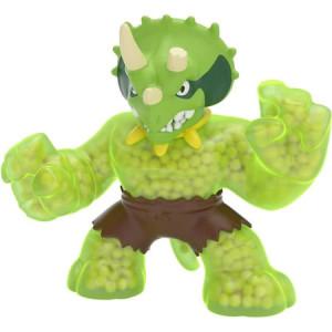 Figurina Goo Jit zu seria 3 Triceratops Tritops