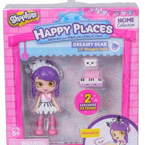 Happy Places S1 - Pachet cu papusa MELODINE