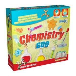 Joc Educativ Noriel Science4you- Laboratorul de Chimie