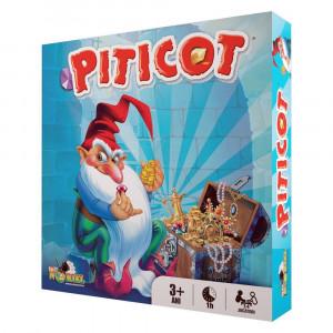 Joc interactiv Noriel Comoara lui Piticot