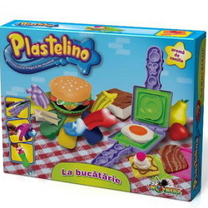 La Bucatarie - Set de Plastilina