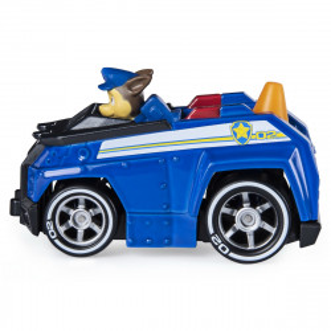 Macheta Metalica Paw Patrol-Chase cu Masina de Politie