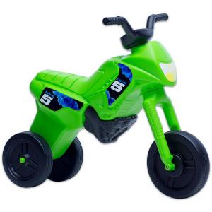 Motocicleta fara Pedale pentru Copii,Verde,Maxi