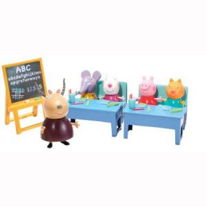 peppa pig-classroom