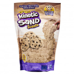 Rezerva Kinetic Sand Scents - Dough crazy, nisip parfumat, 227g