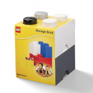 Set 4 cutii depozitare LEGO