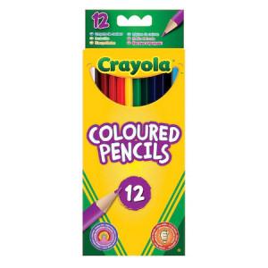 Set Crayola 12 Creioane Colorate