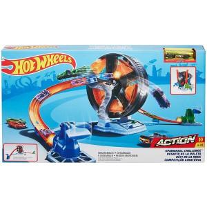 Set de joaca Hot Wheels, Provocare pe carusel