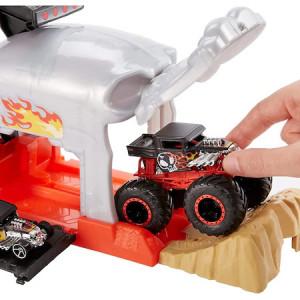 Set de joaca Hot Wheels Team Bone Shaker