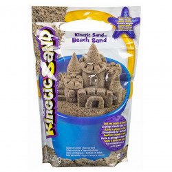Set Kinetic Sand, Beach sand, 1.36 kg