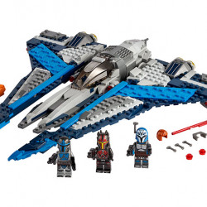 Starfighter Mandalorian