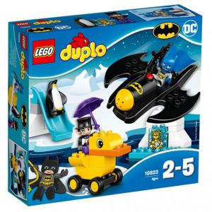 Aventura cu Batwing-ul LEGO DUPLO