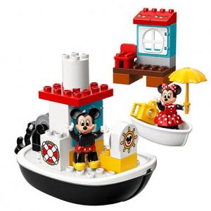 Barca lui Mickey