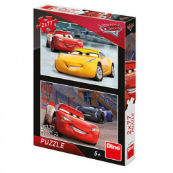 CARS3-RACERS 2x77 piese