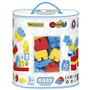 Cuburi pentru constructie 30 bucati Wader