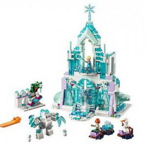 Elsa si Palatul ei magic de gheata